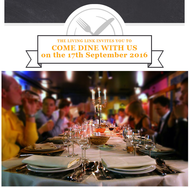 Come Dine with us - The Living Link